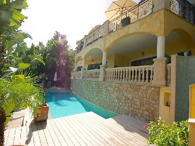 Highclass villa in Costa den Blanes